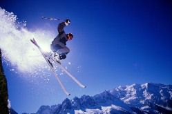 Preseason Exercises for Skiers