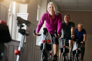 Exercising for Metabolic Syndrome on Spin Bikes