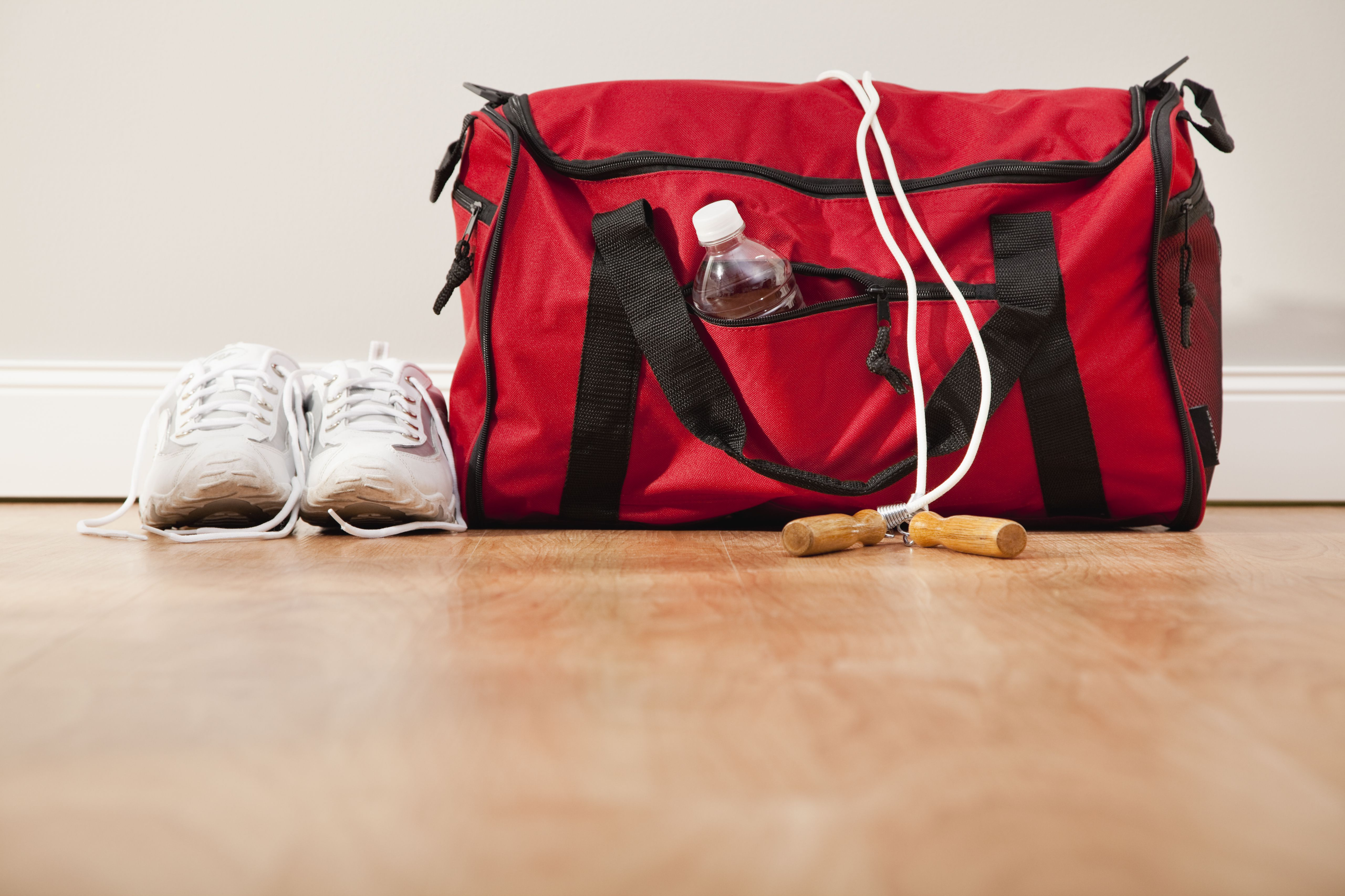 3e84b1536d An Athlete s List of Gym Bag Essentials