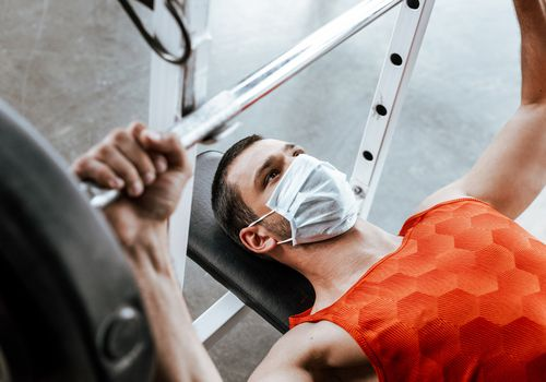 A Guide to Returning to the Gym in the Age of Coronavirus