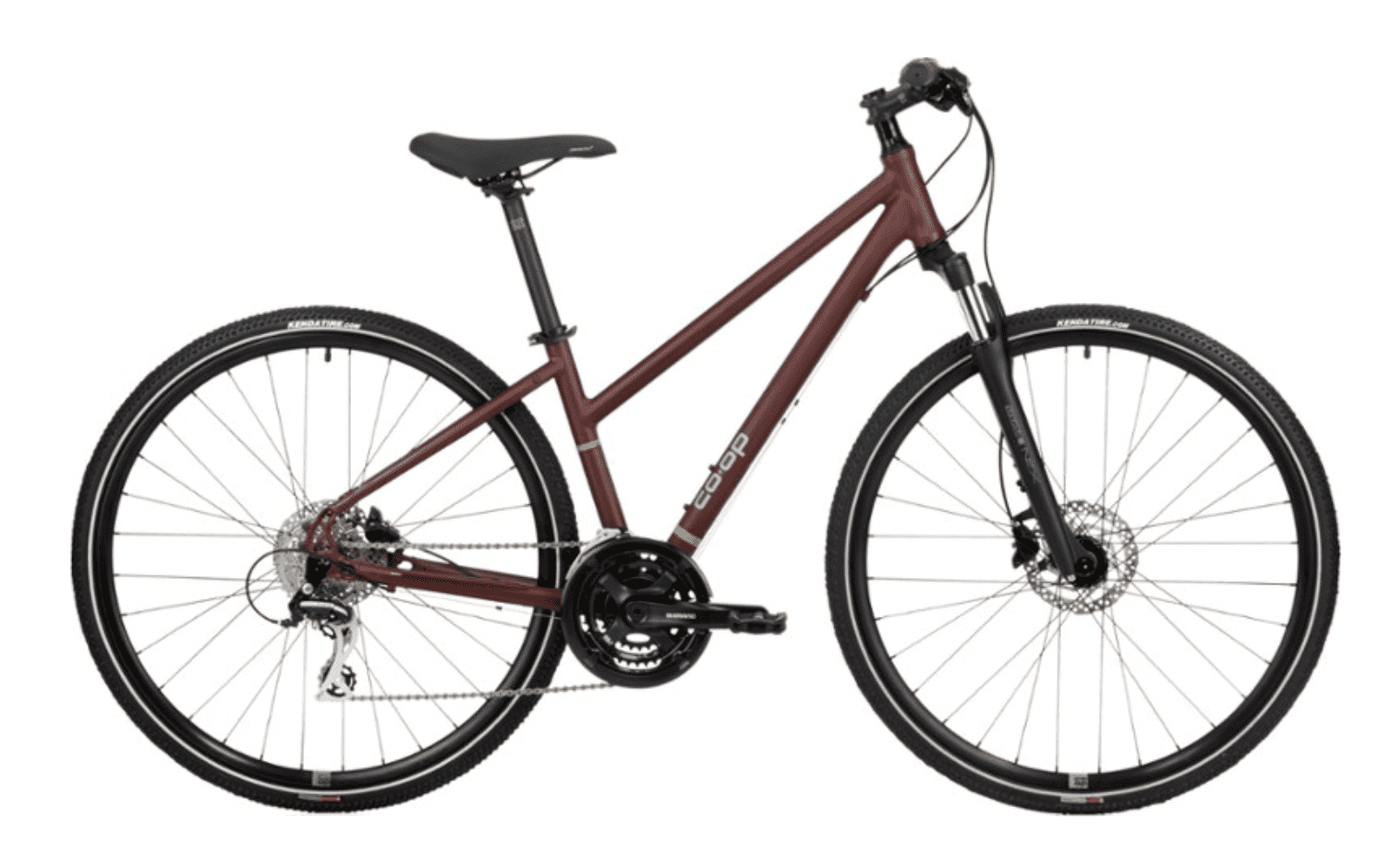 Co-op Cycles CTY 2.1 Step-Through Bike