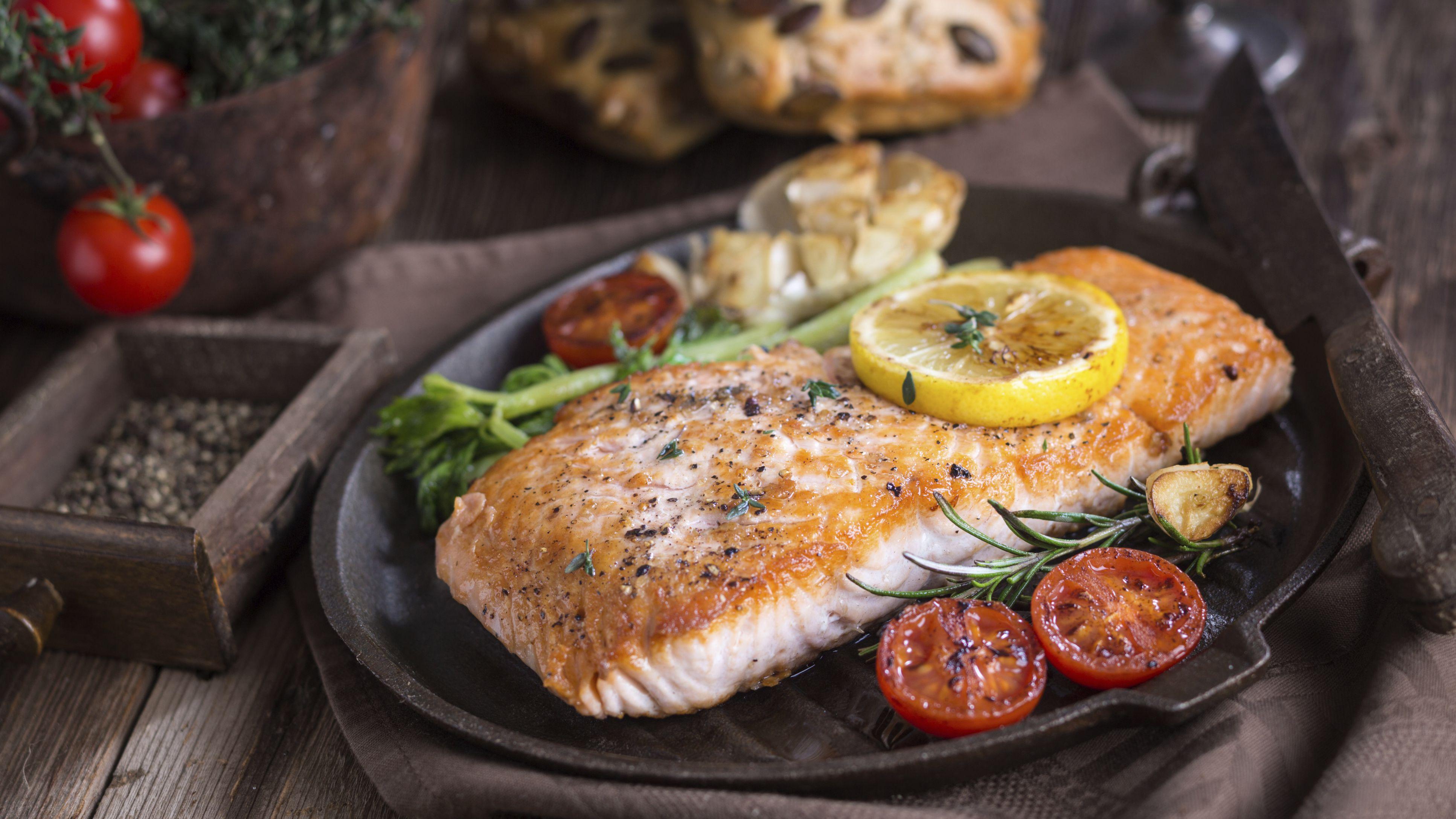 sea food diet fad