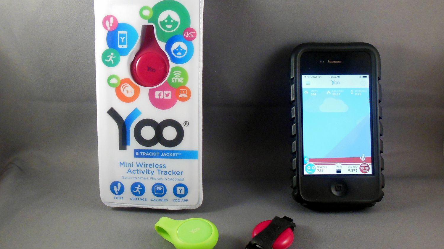 Yoo Mini Wireless Activity Tracker Review