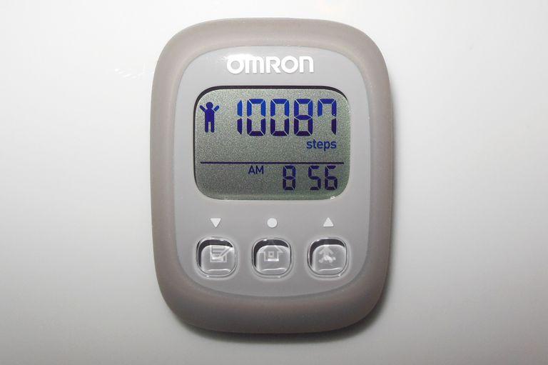 Omron Alvita Ultimate HJ-329 Pedometer