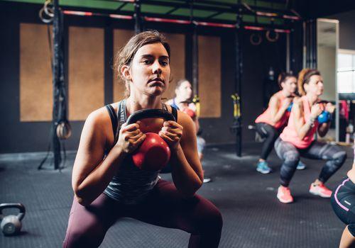 squat variation