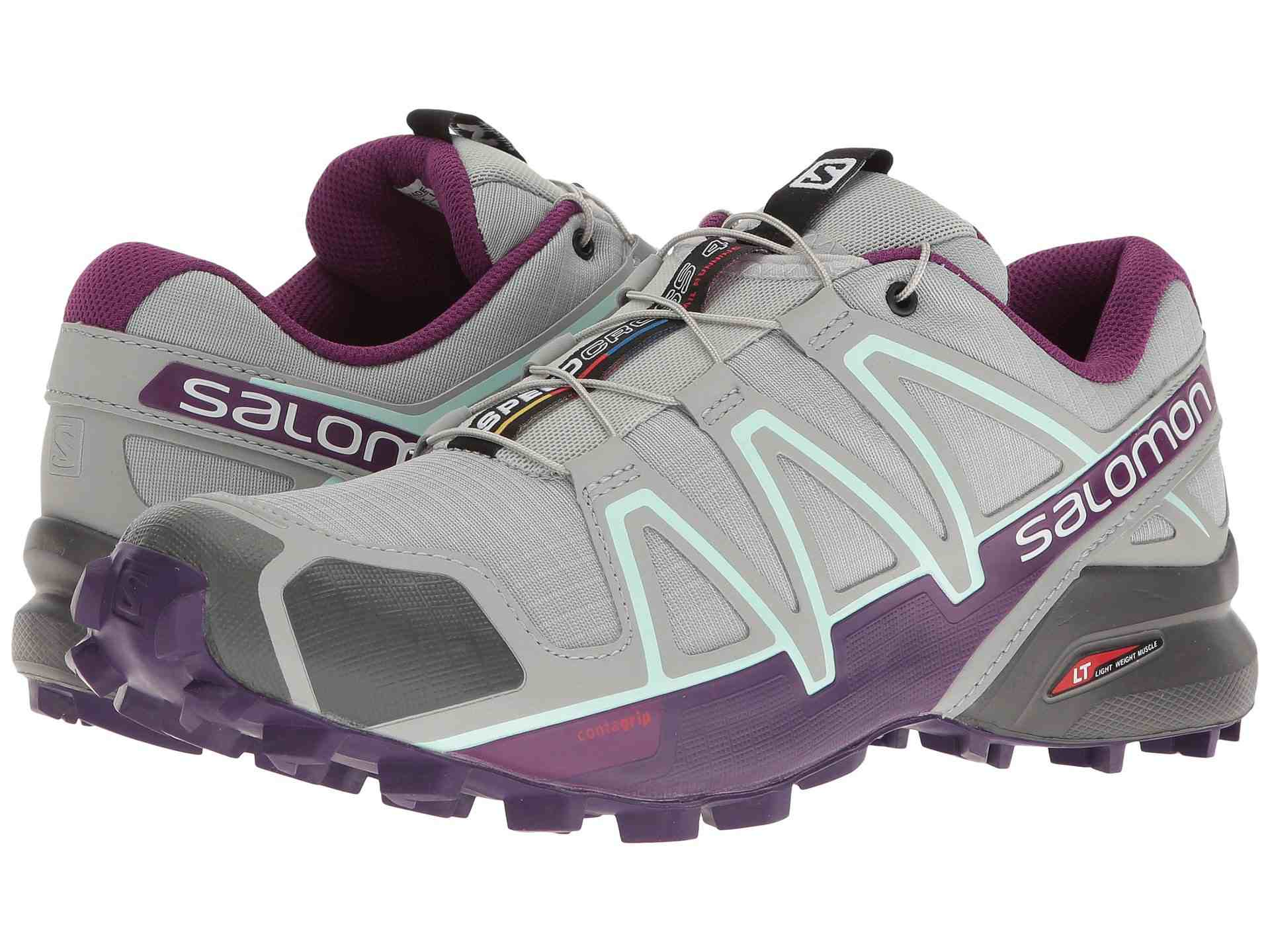 Best Splurge: Salomon Women's Speedcross 4 W Trail Runner