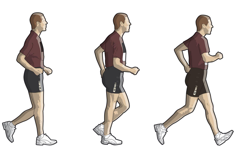 How to Start Racewalk Training
