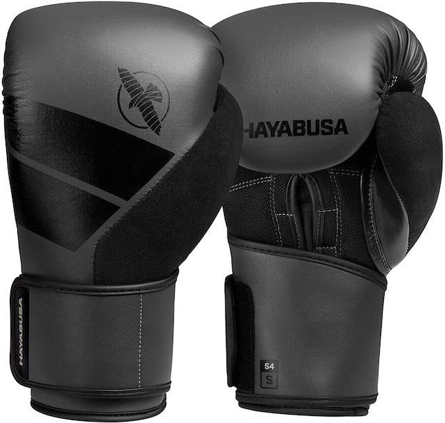 Hayabusa S4 Boxing Gloves for Men and Women