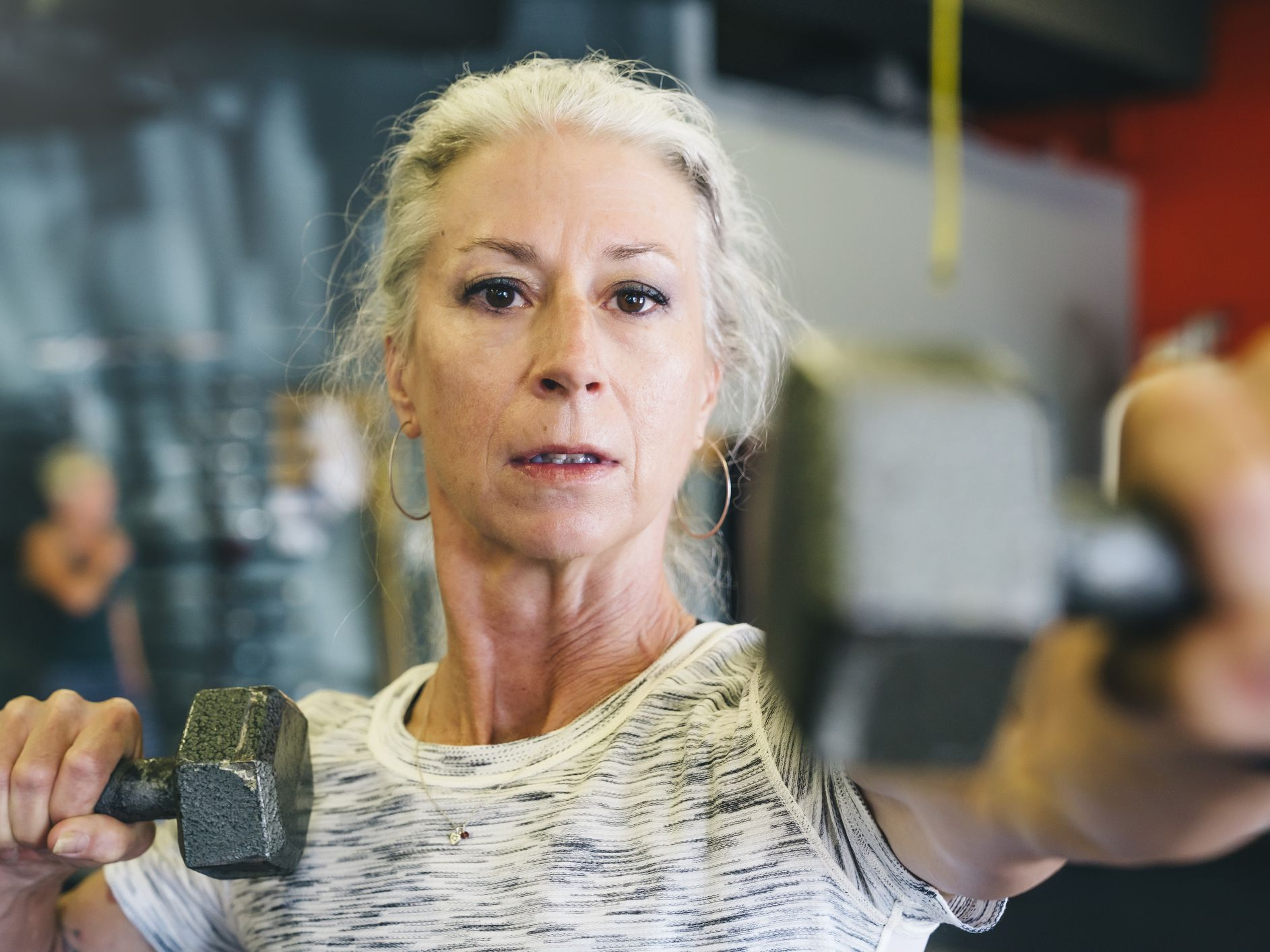 Total Body Strength Workout For Seniors