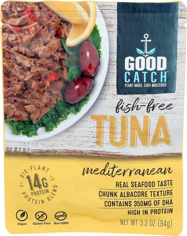 Good Catch Fish-Free Tuna