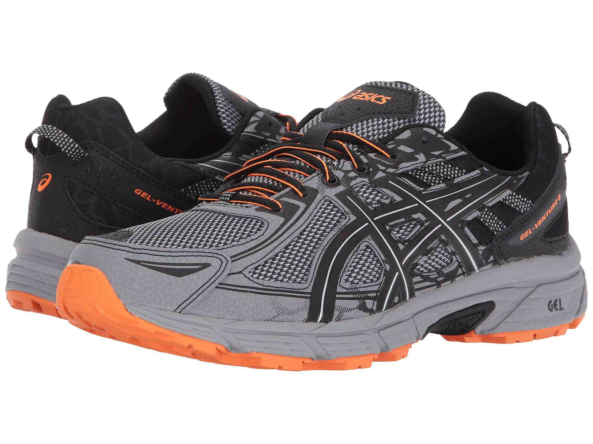 Best for Trail Running  ASICS Men s GEL Venture Running Shoes f700b36965a8