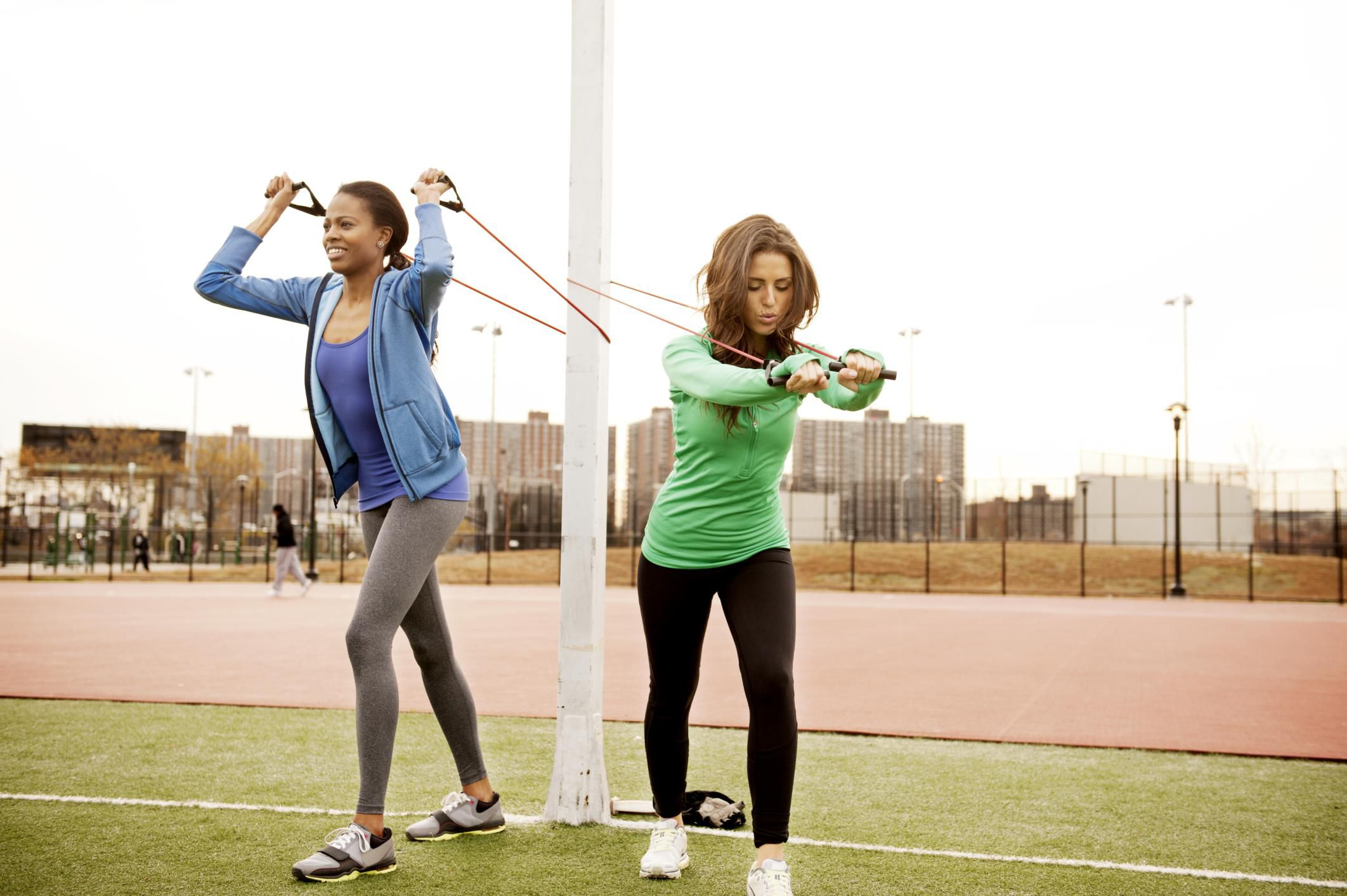 How to Choose the Right Resistance Bands for You