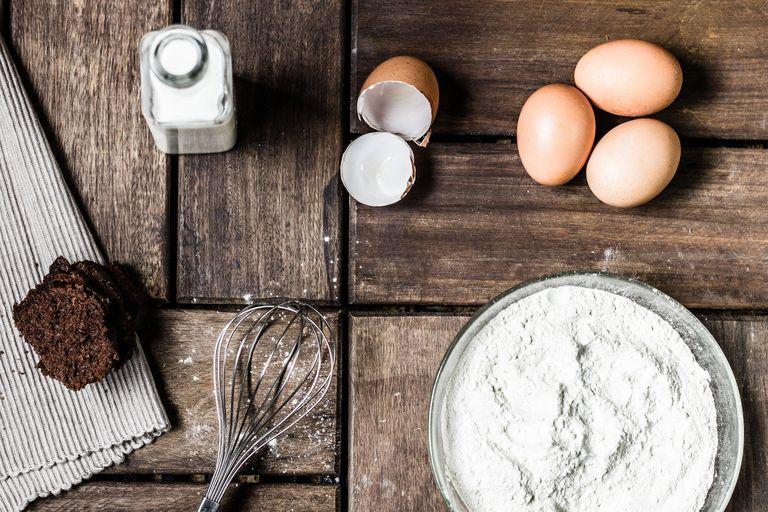 flour nutrition facts