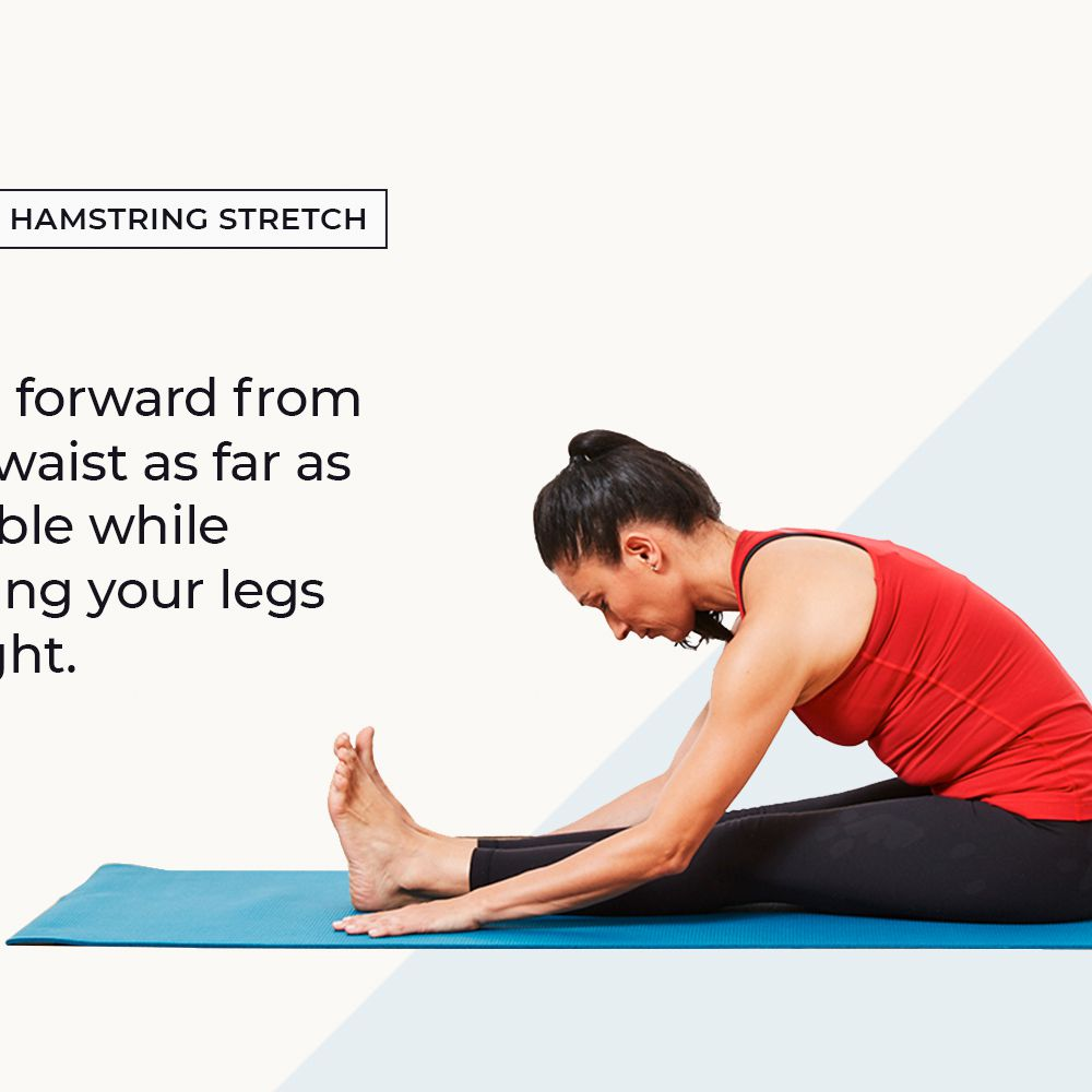 6 Simple Stretches for Tight Hamstrings