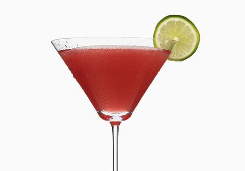 Lower Sugar Cosmopolitan Cocktail Recipe