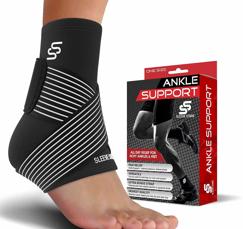 Sleeve Stars Active Ankle T1 Rigid Ankle Brace