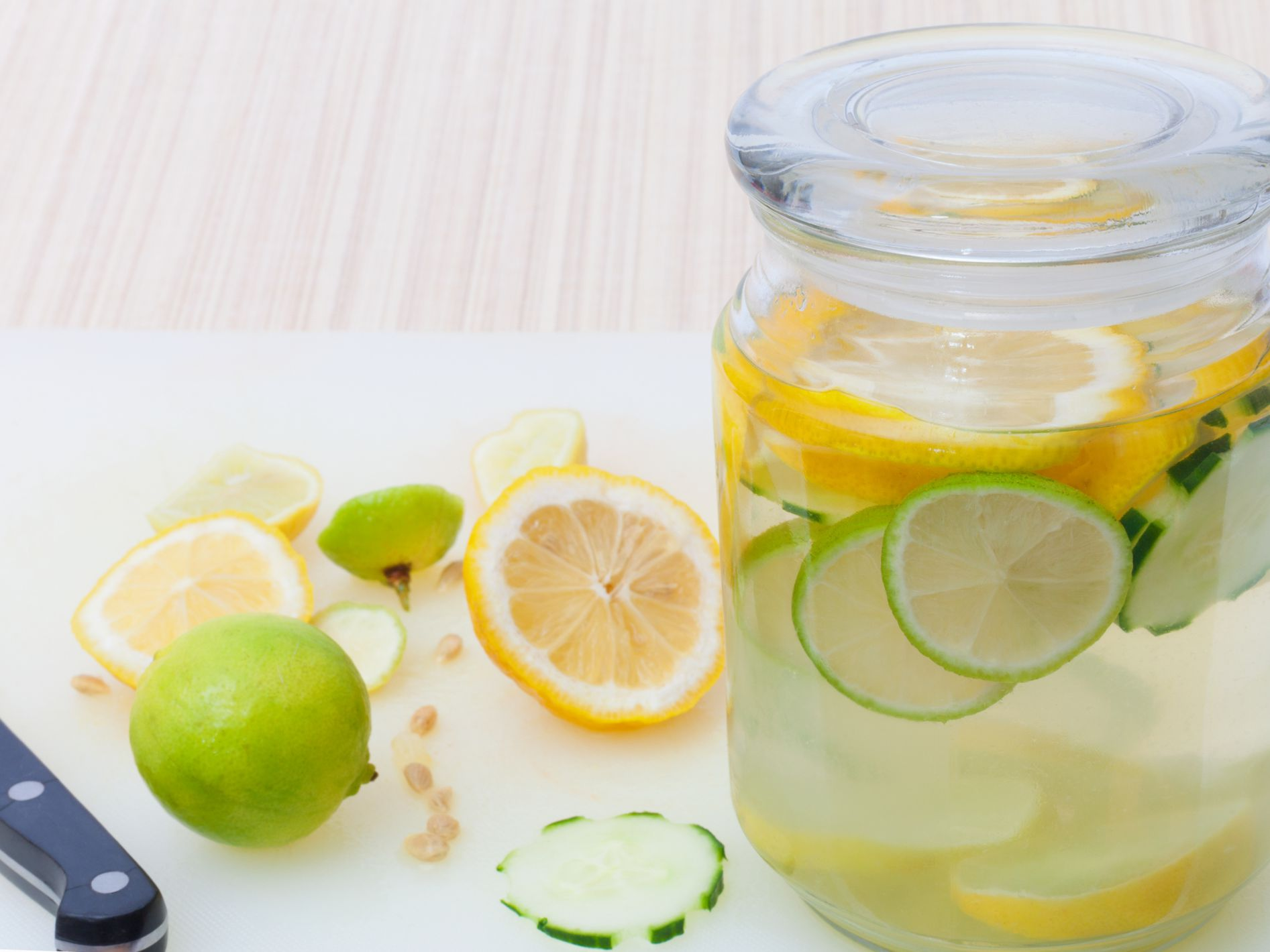 Top 10 DIY Infused Spa Water Recipes
