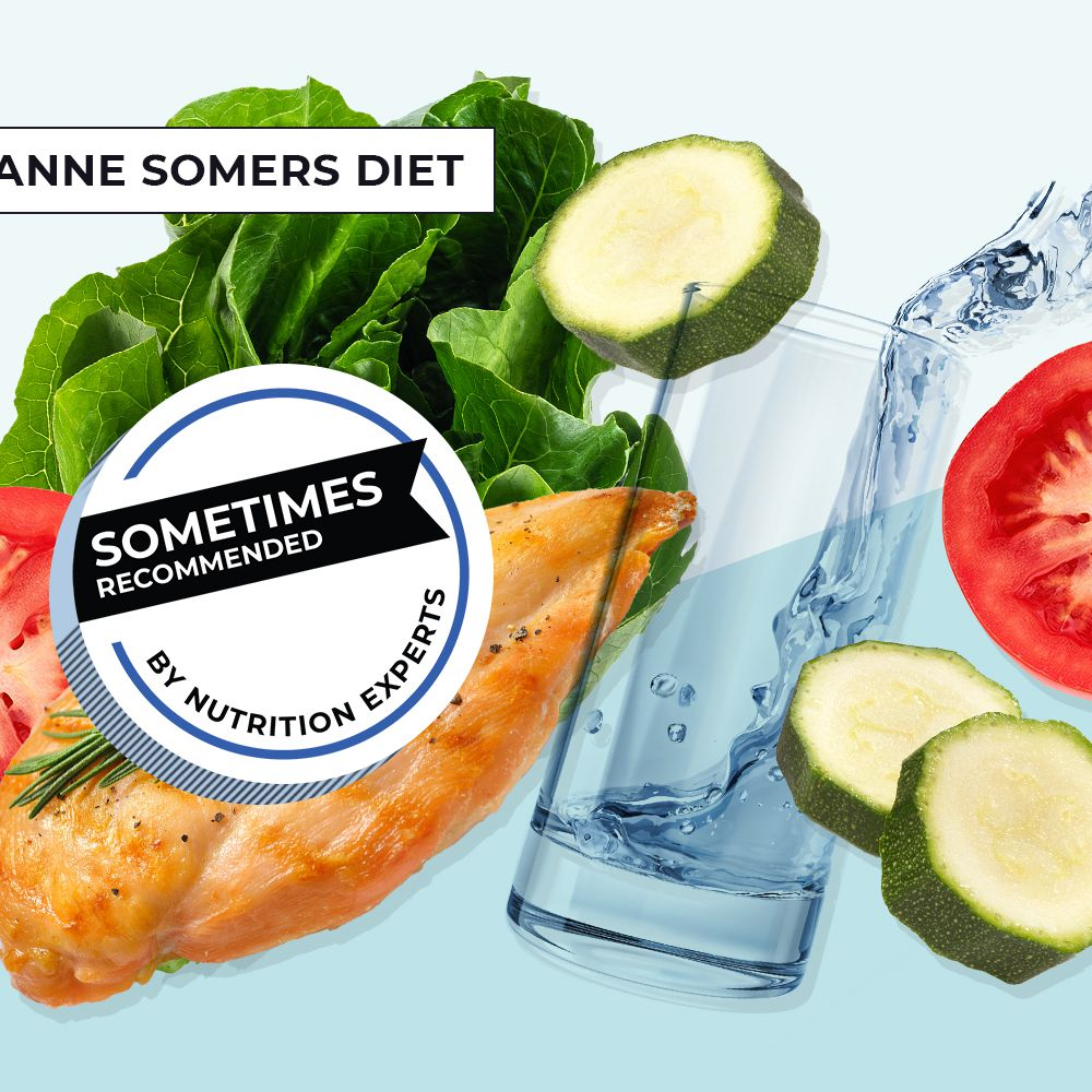 is almond milk allowed on suzanne sommers diet