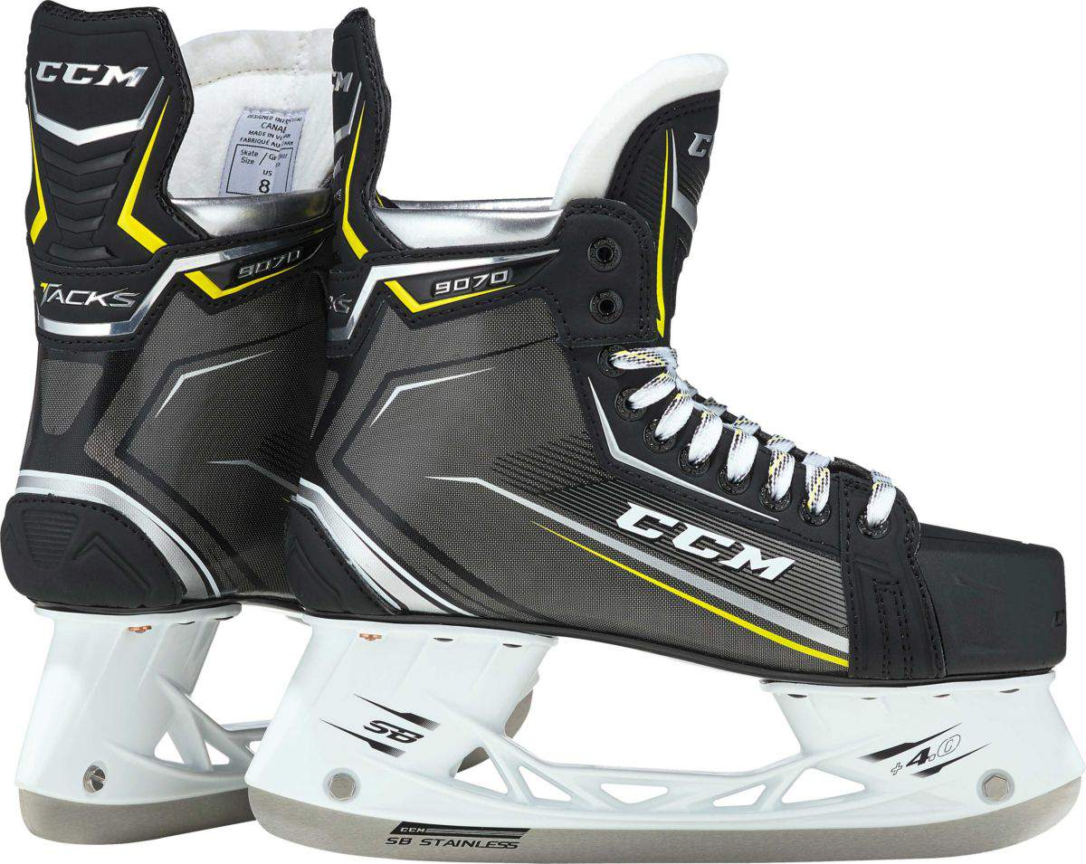 CCM Senior Tacks 9070 Patines de hockey sobre hielo