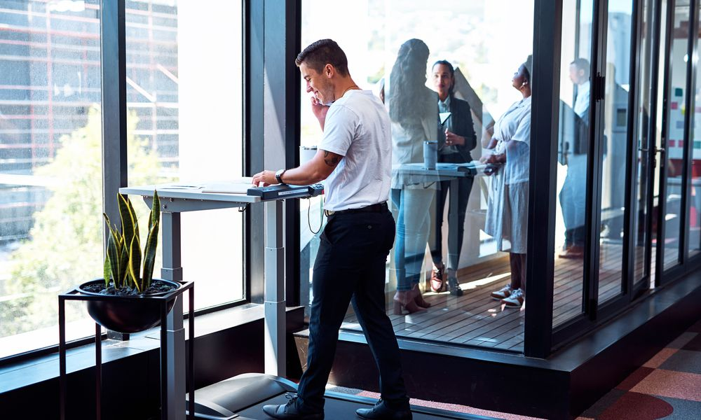 best treadmill desks