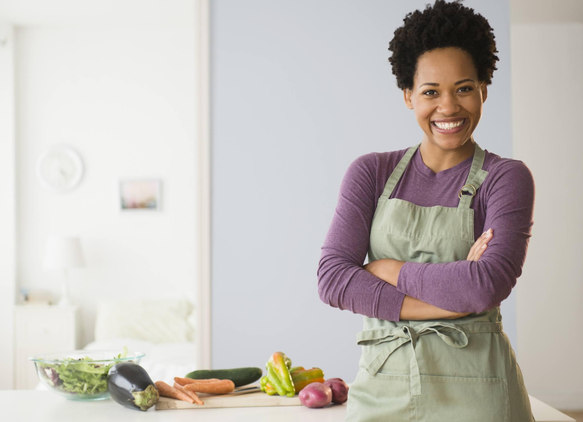 Cómo preparar comidas saludables