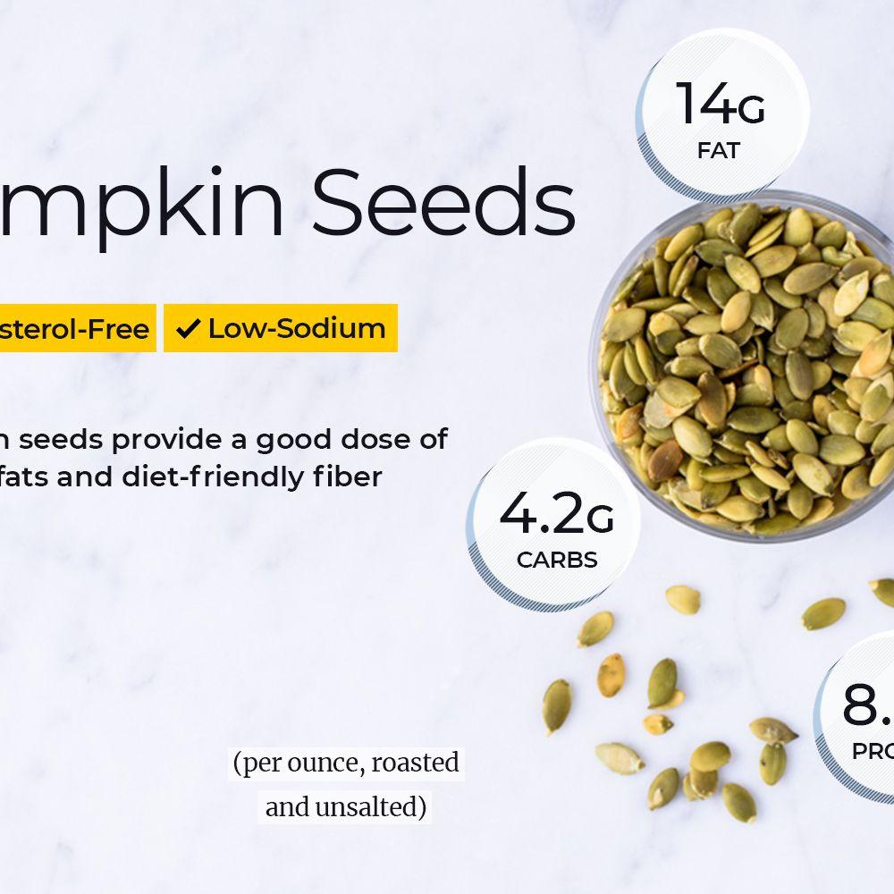 pumpkin seeds on a low carb diet