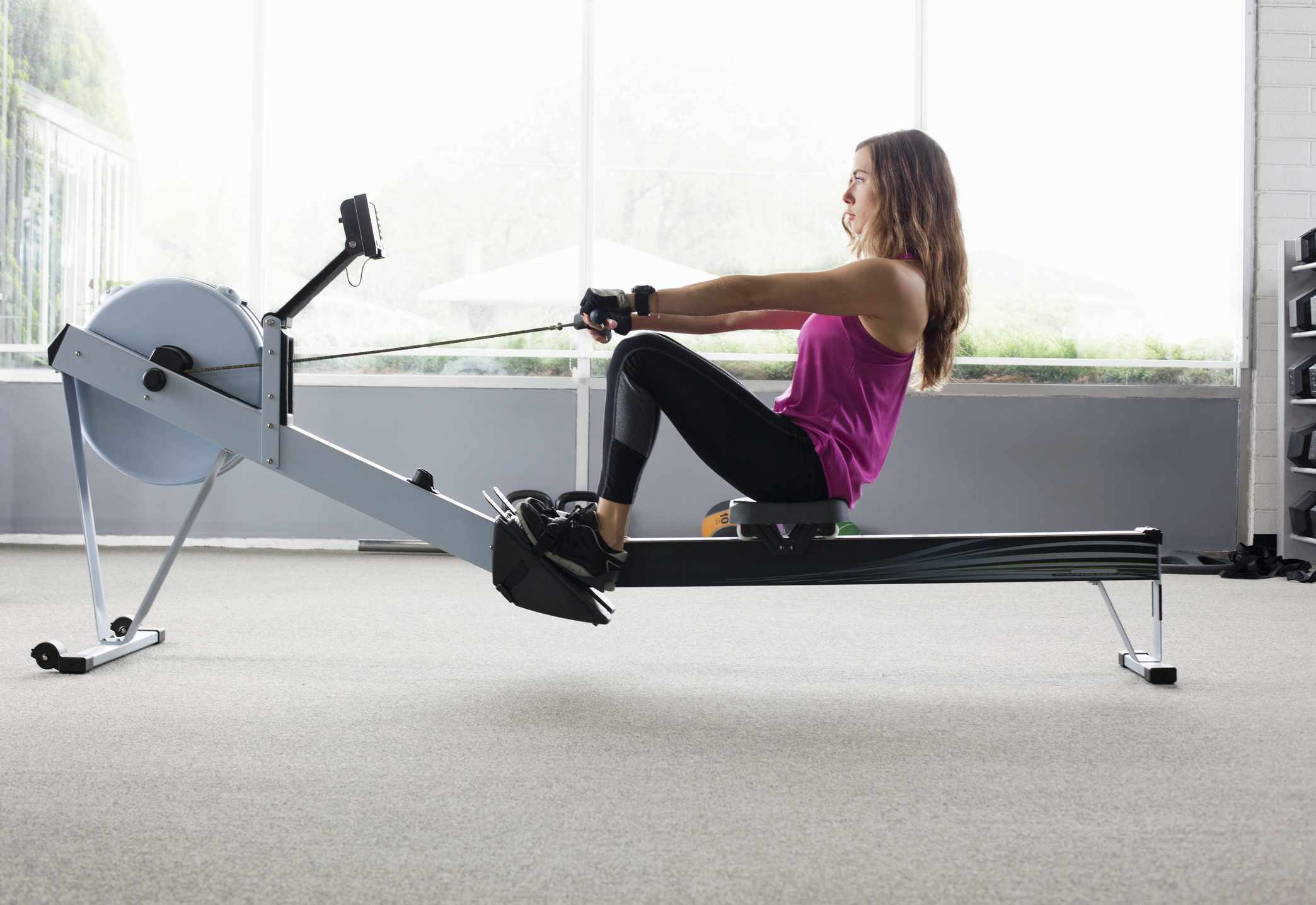 3 Rowing Workouts to Mix Up Your Routine