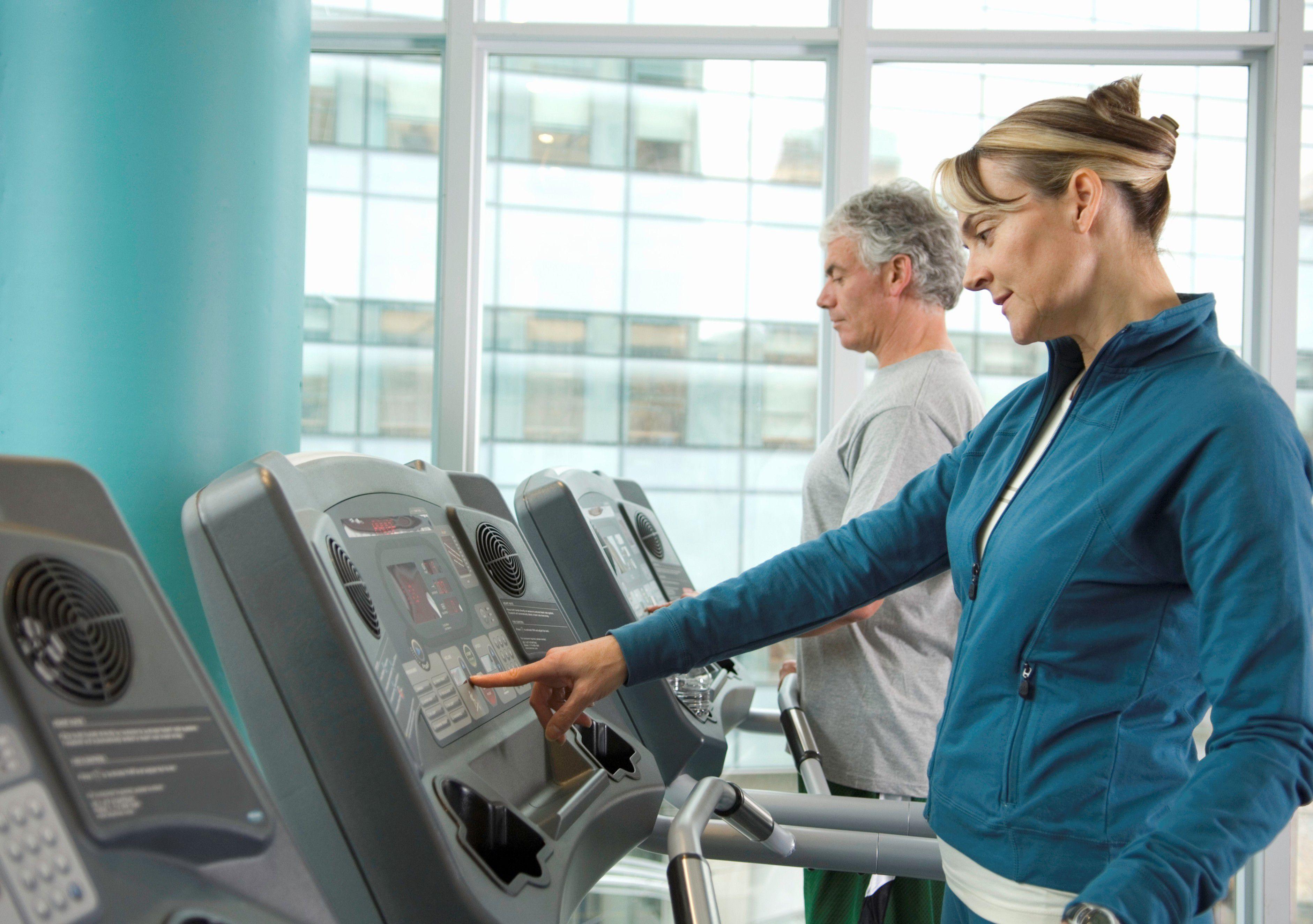 Calorie-Blasting Treadmill Workouts