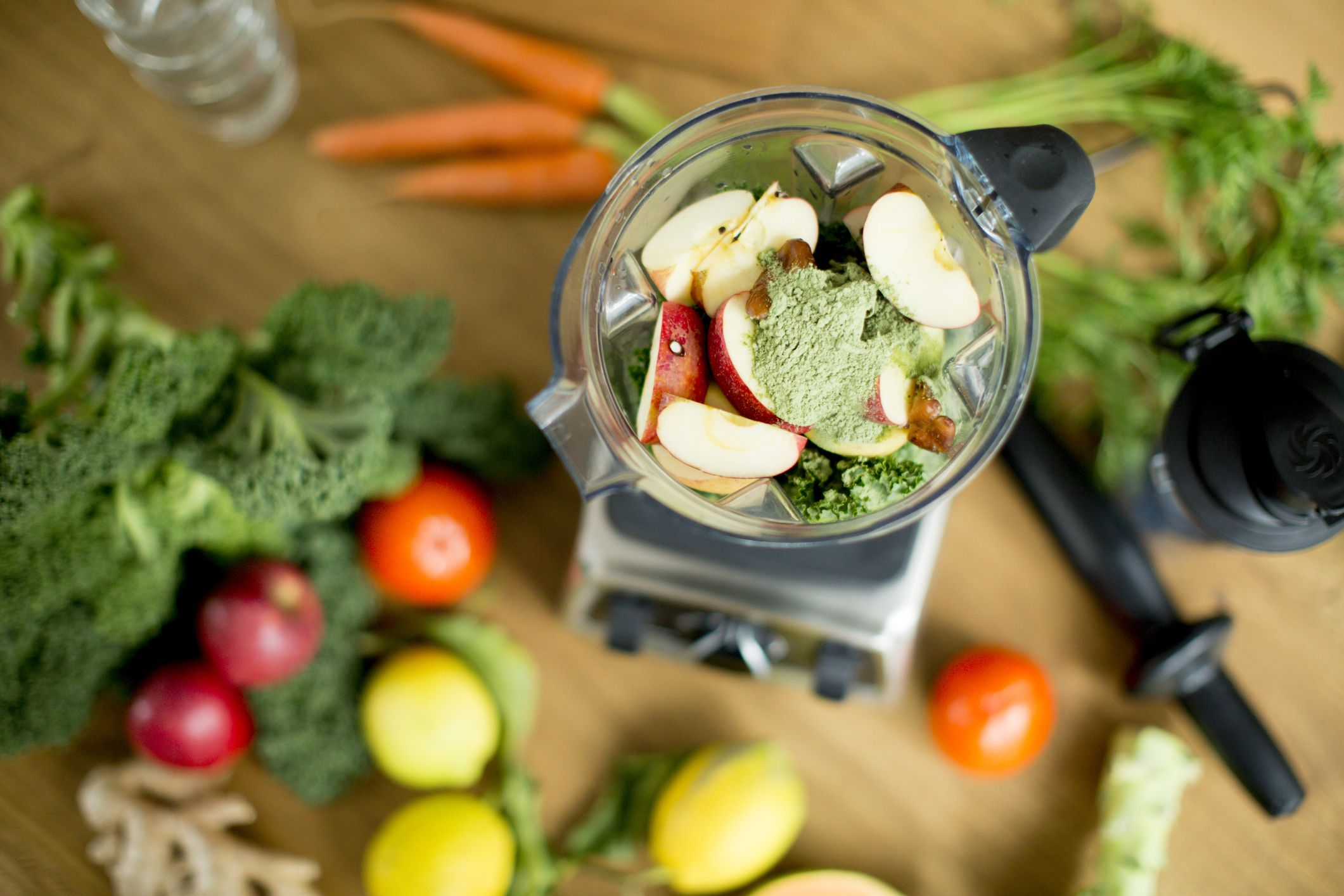 10 Healthy Ways to Use a Vitamix