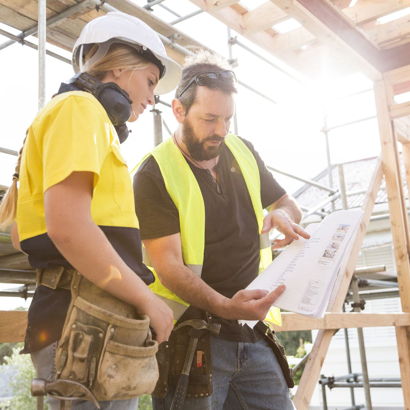How to Exercise When You Work in Manual Labor