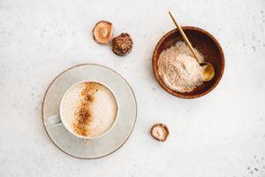 mushroom coffee
