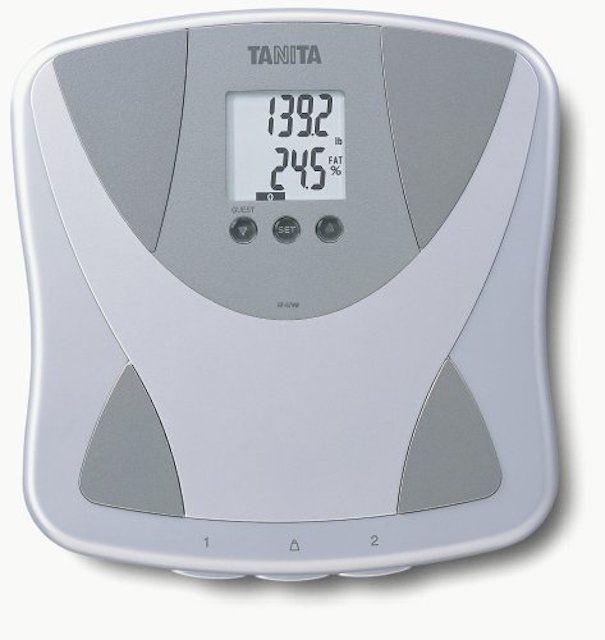 Tanita BF679W Duo Scale Plus Body Fat Monitor with Body Water