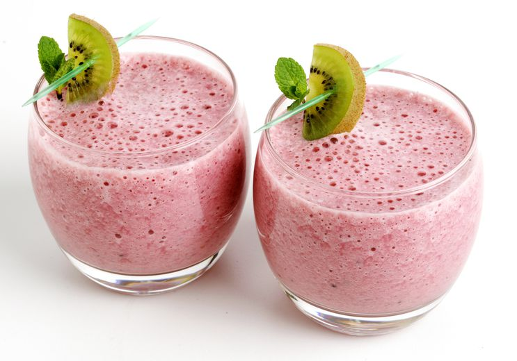Low calorie smoothie to lose weight