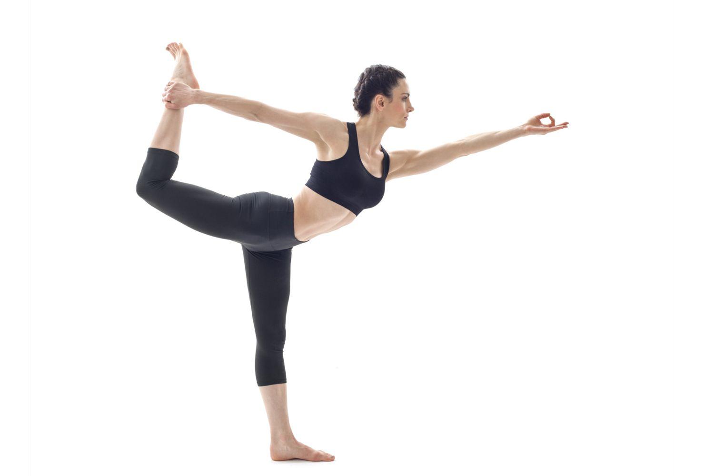King Dancer Pose - Natarajasana