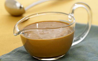 Low-carb gravy