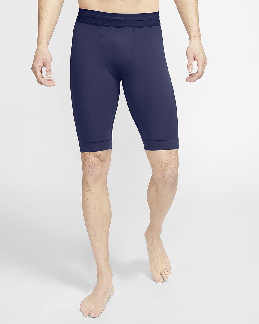 Nike Infinalon Dri-FIT Yoga Shorts