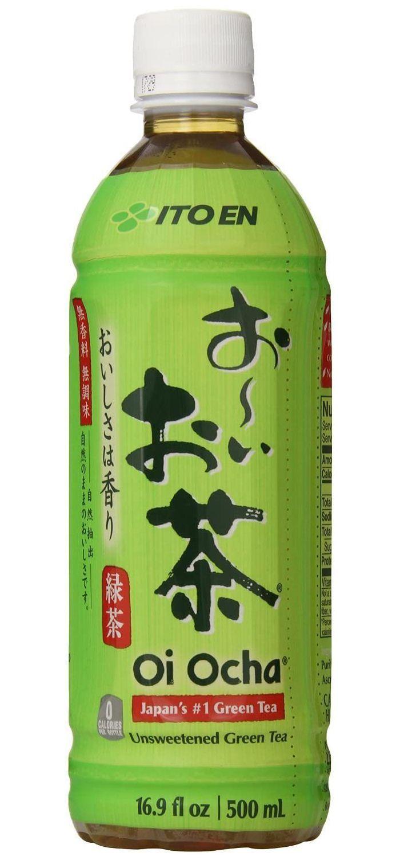 Ito En Tea Unsweetened Oi Ocha Green
