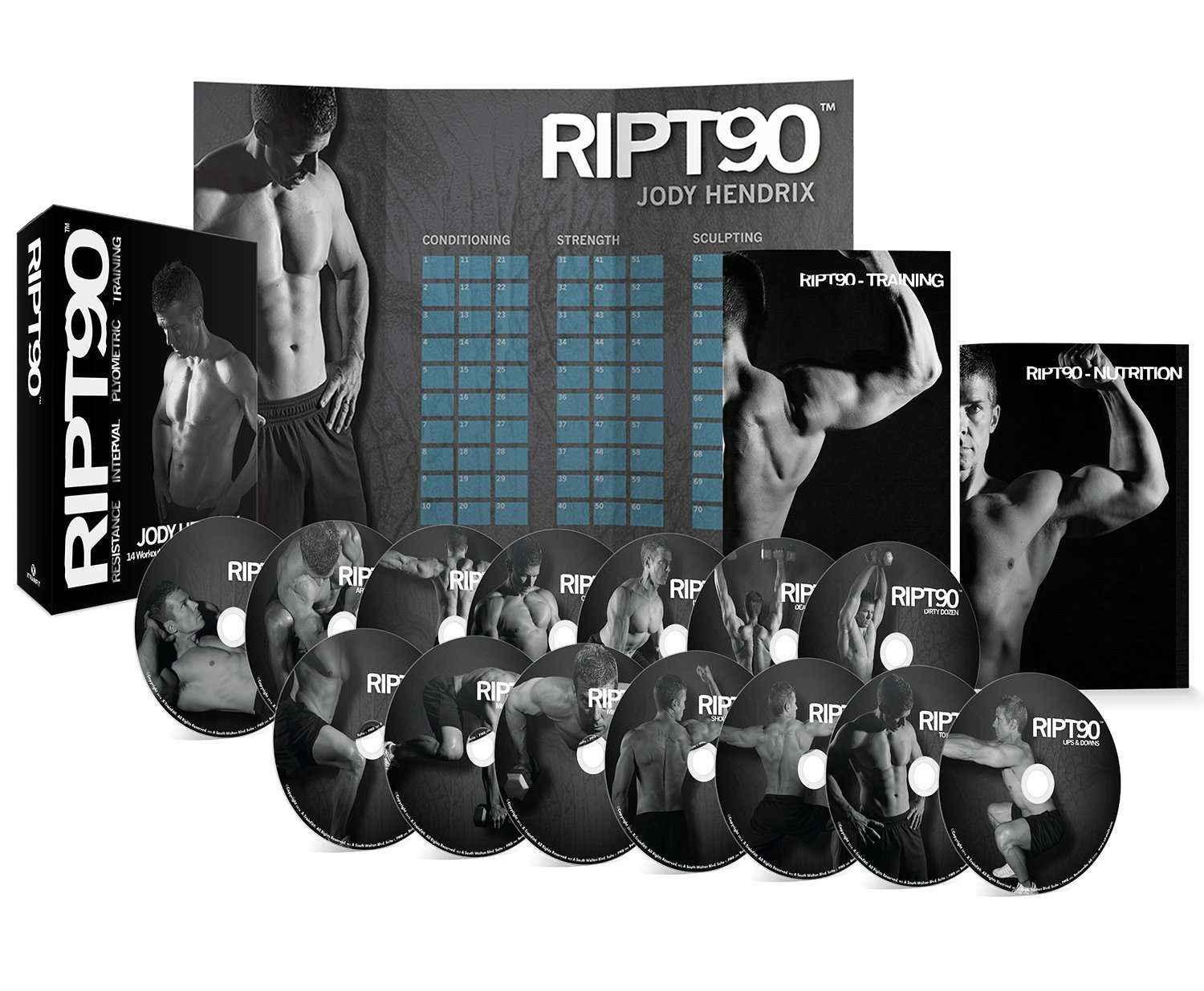 8 Best Workout Dvds For 2019 Circuit Training To Gain Muscle And Lose Fat Ripped Tips Men X Trainfit Ript90
