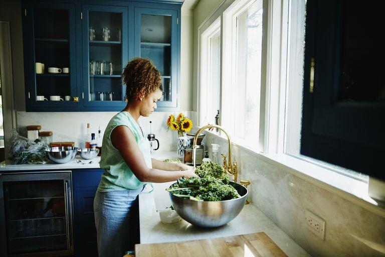 detox diet preparation