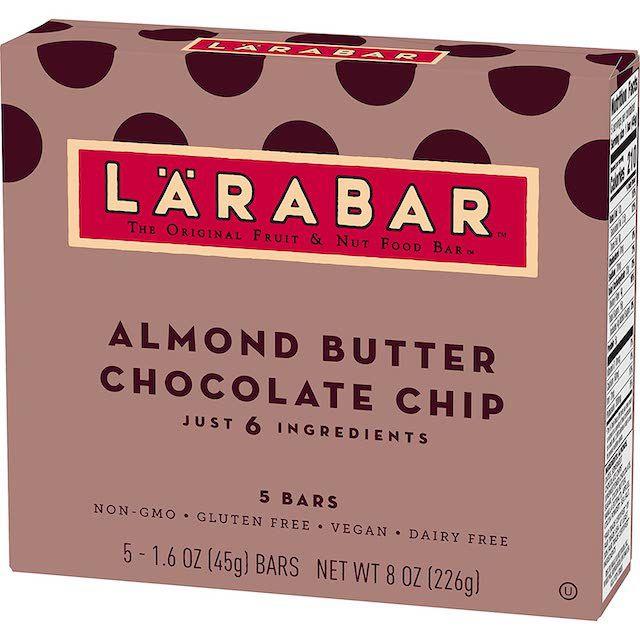 Larabar Fruit and Nut Bar, Almond Butter Chocolate Chip