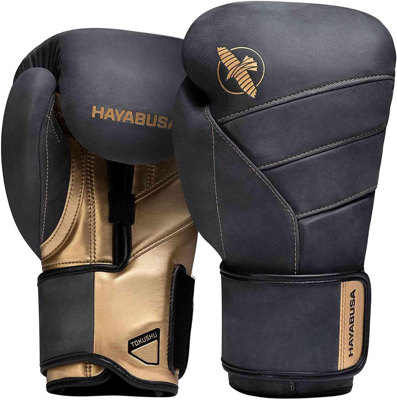 Hayabusa T3 LX Leather Boxing Gloves
