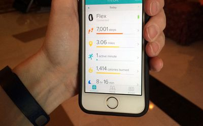 Are Apps as Accurate as Wearable Fitness Bands?