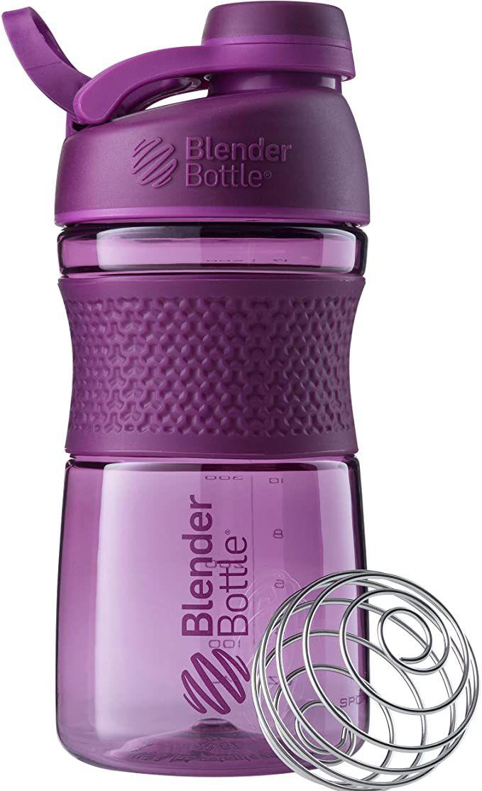 Blender Bottle SportMixer Tritan Grip Shaker Bottle
