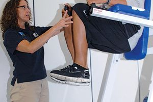 captains chair knee lift
