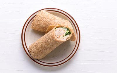 Sandwich in a Wrap