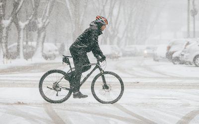 best winter cycling gear