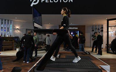 Peloton at CES