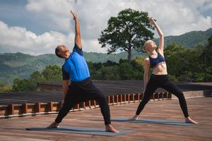 yoga sequences for home practice