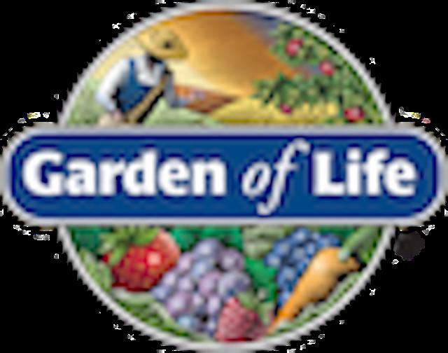 Logotipo de Garden of Life