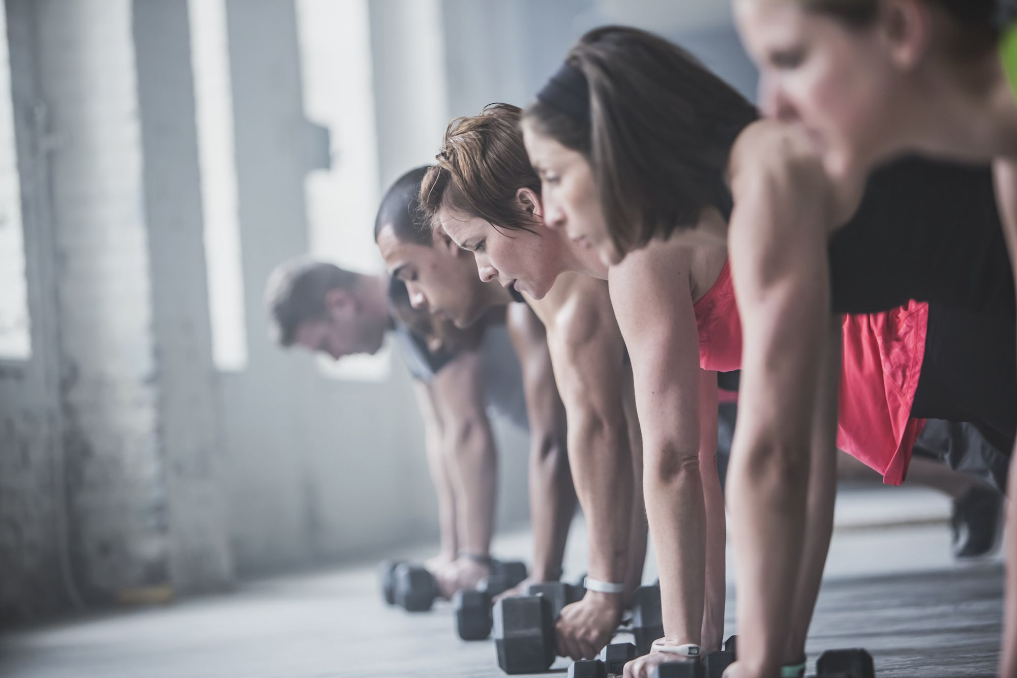 Does the Order of Exercise Make a Different in Your Fitness?